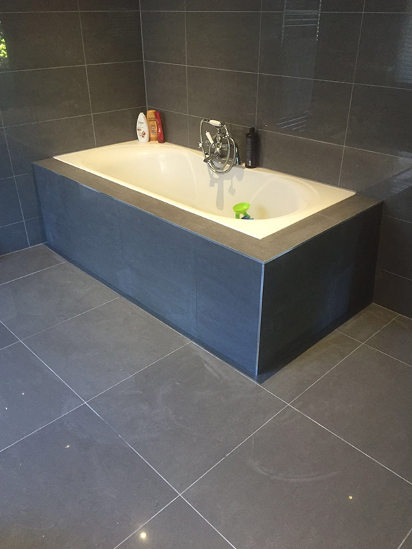 Bathroom Boxing Amp Tiling Maple Tree Carpentry